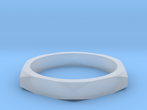 nut ring size 12.5 in Smoothest Fine Detail Plastic