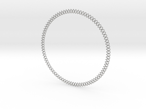Necklace 2019 rounded in Aluminum