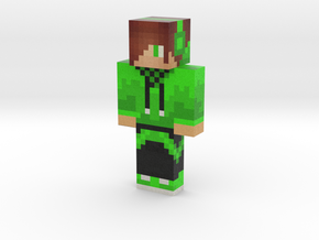 PokeCrafterC | Minecraft toy in Natural Full Color Sandstone