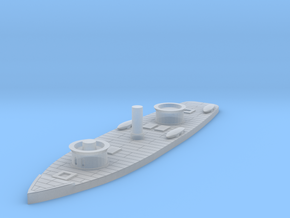 1/1000 USS Onondaga  in Smooth Fine Detail Plastic