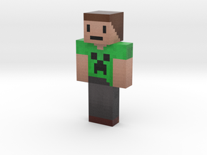The_Game_Doctor | Minecraft toy in Natural Full Color Sandstone