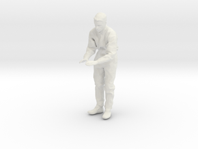 Printle C Homme 2461 - 1/24 - wob in White Natural Versatile Plastic
