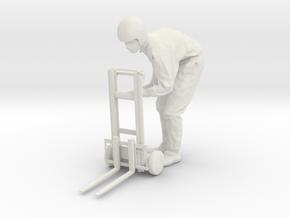 Printle C Homme 2489 - 1/24 - wob in White Natural Versatile Plastic