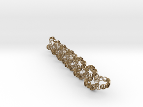 chain 24  mm 12 in Polished Gold Steel