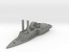 1/1200 USS Vindicator in Gray PA12