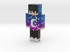 Shalamin | Minecraft toy in Natural Full Color Sandstone