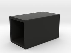 HFP-101080 Gear Indication Switch Holder in Black Natural Versatile Plastic