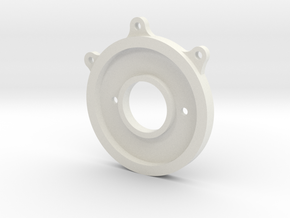 HFP-101016 Airscrew Control Box in White Natural Versatile Plastic