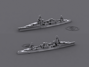 1/1800 US CA27 Chester[1942] in White Strong & Flexible