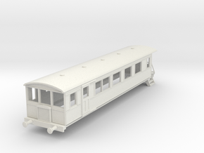 o-76-drewry-motor-composite-coach in White Natural Versatile Plastic