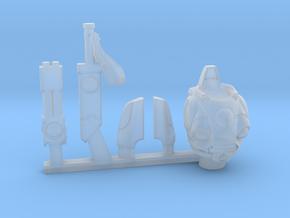 Warhammer 40k Tau Cadre Fireblade Conversion kit in Smoothest Fine Detail Plastic