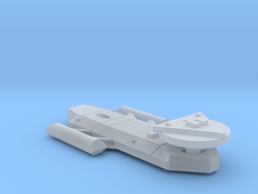 3788 Scale Worb Frigate (FF) MGL in Smooth Fine Detail Plastic