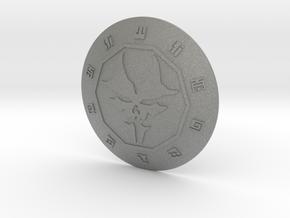 G2 Overlord Makuta Shield in Gray PA12