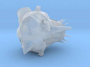! - Space Rok Ram Rock Concept 2  in Smooth Fine Detail Plastic