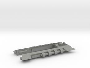 Escort - Concept 3  in Gray PA12
