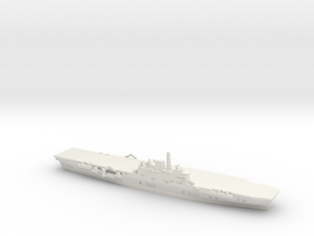 HMS Ark Royal R09 (1956), 1/1800 in White Natural Versatile Plastic