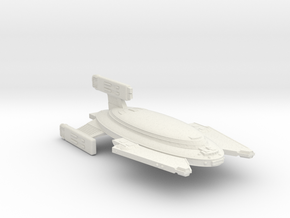 3788 Scale Vudar Dreadnought (DN) MGL in White Natural Versatile Plastic
