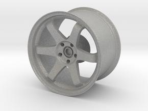 TE37 Replica  1:14 scale in Aluminum