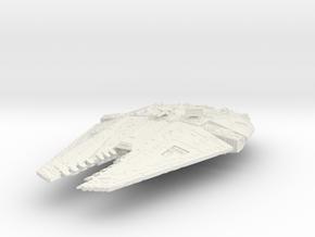 Hulk_Falcon128 in White Natural Versatile Plastic
