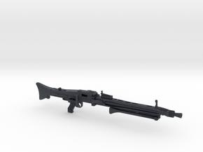 MG42 bipod folded 1/18 in Black PA12: 1:16