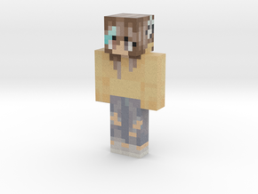 _Hashtag_Misty__ | Minecraft toy in Natural Full Color Sandstone