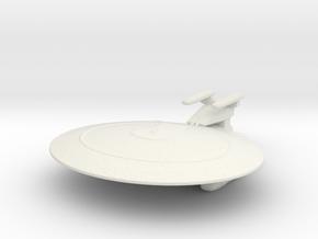 Nebula Class (Prototype #2) 1/7000 in White Natural Versatile Plastic