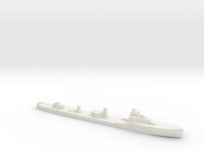 HMS Velox LR Escort 1:2400 WW2 in White Natural Versatile Plastic