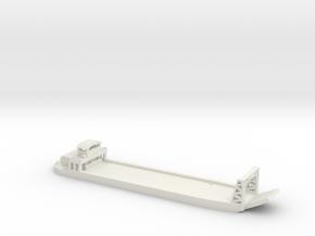 1/300 Scale Z-Lighter in White Natural Versatile Plastic