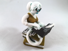 Ghostwriter in Natural Full Color Sandstone