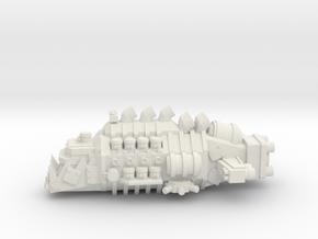 ! - Kill Kruiser - Concept C  in White Natural Versatile Plastic