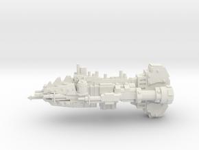 ! - Escort - Concept E in White Natural Versatile Plastic