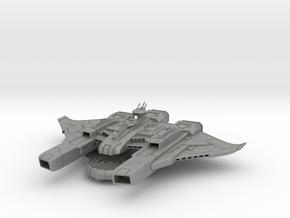 Kirla Warden Gunship in Gray PA12