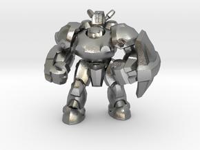 Starcraft 1/60 Terran Marauder Armored Soldier in Natural Silver