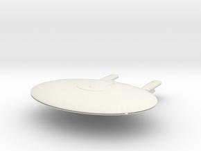 9350 Galaxy class in White Natural Versatile Plastic