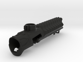 PALS Ready PE Emek Body - PUFF(DRAGON) in Black Natural Versatile Plastic