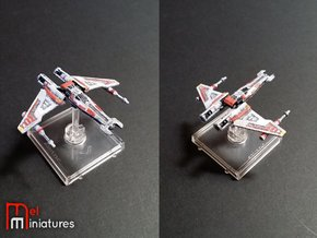Liberator Starfighter 1/270 in White Strong & Flexible
