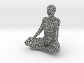 voronoi meditation in Gray PA12