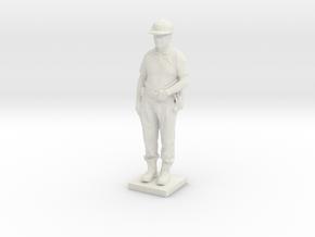 Printle C Homme 1602 - 1/24 in White Natural Versatile Plastic