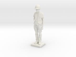 Printle C Homme 1600 - 1/24 in White Natural Versatile Plastic