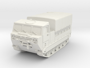 M548 (Covered) 1/87 in White Natural Versatile Plastic
