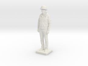 Printle C Homme 1593 - 1/24 in White Natural Versatile Plastic