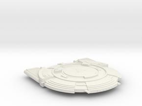 3125 Scale Andromedan Dominator Dreadnought SRZ in White Natural Versatile Plastic