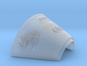 RCS insert on orbit/landing Hotdog blanket modific in Smooth Fine Detail Plastic