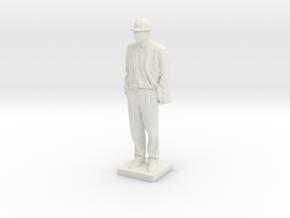 Printle C Homme 1591 - 1/24 in White Natural Versatile Plastic