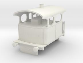 b-100-cockerill-type-IV-loco in White Natural Versatile Plastic