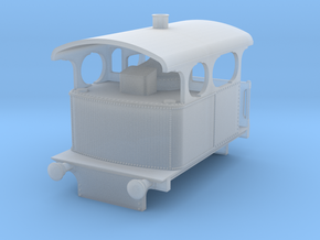 b-148fs-cockerill-type-IV-loco in Smooth Fine Detail Plastic