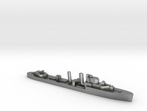 HMS Intrepid destroyer 1:1800 WW2 in Natural Silver
