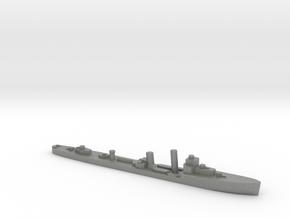 HMS Walpole destroyer-SR escort 1:3000 WW2 in Gray PA12