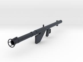 Bazooka M1A1 in Black PA12: 1:16