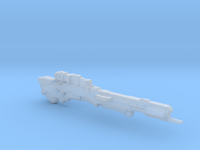 Scifi High Precision Sniper Thorn rifle 28mm scale in Smooth Fine Detail Plastic